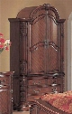 HA6104TV Hannah TV Armoire in Cherry