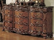 NC6007DR Nicholas 9 Drawer Dresser in Cherry