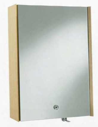 K-3091 Purist Mirrored Cabinet With Integral Laminar Faucet: Mirrored