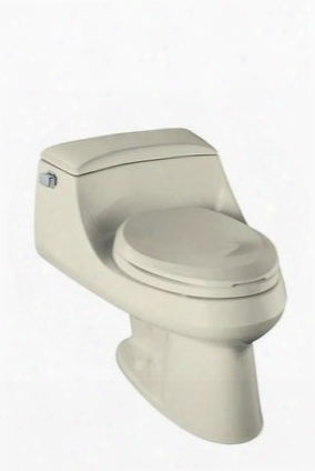 K-3466-bi One-piece Elongated Toilet: