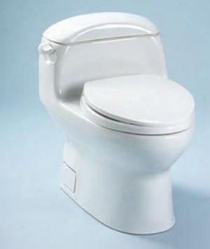 Ms91411403 One-piece Elongated Toilet