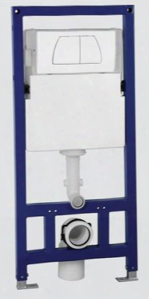 Psf332 Rectangular In Wall Tank & Carrier For Wall Mounted Toilets In