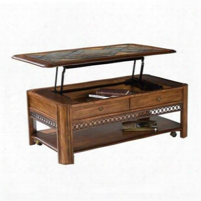 T1125-50 Madison Colleftion Rectangular Lift Top Cocktail