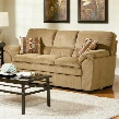 502421 Molly Casual Light Carmel Sofa by