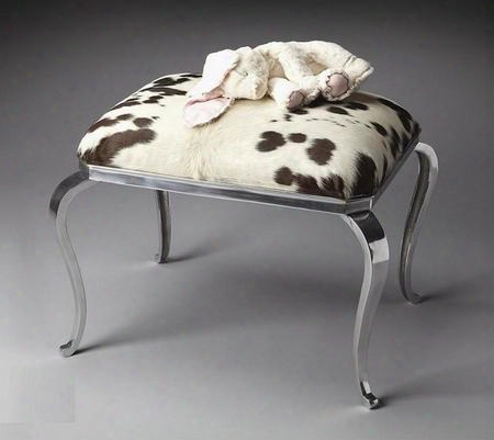4079220 Modern Expressions Collection Nickel Plated Cowhide