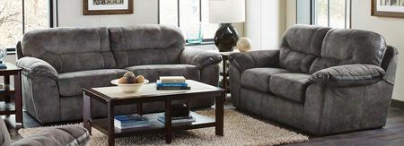 Atlee Collection 44312pcqstlkit1p 2-piece Living Room Sets With Sofa Beds And Loveseat In