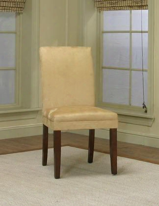 Cr45537172 Parkwood Parson Dining Chair In Wheat (set Of