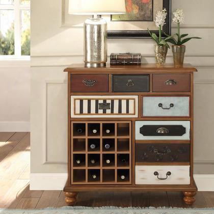 Zjks-7017 Jackson Wine Cabinet In