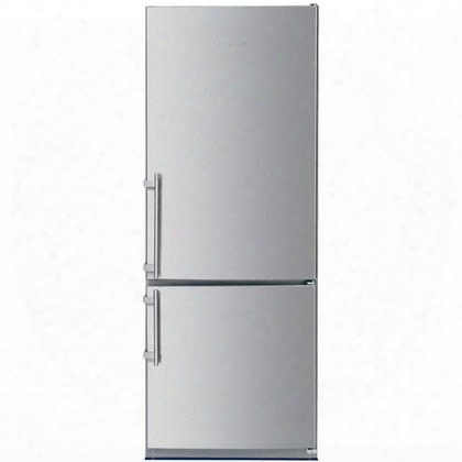 "Cs1660 30"" Star K Energy Star Bottom Freezer Refrigerator With 15.5 Cu. Ft. Capacity Supercool Superfrost Frostsafe 2 Compressors And Ice Maker In"