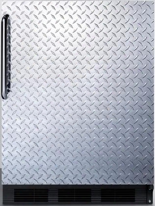 "Ff6b7dpl 24"" Ff67 Series Energy Star Medical Commercial Freestanding Compact Refrigerator With 5.5 Cu. Ft. Capacity Door Storage Crispet Adjustable Glass"