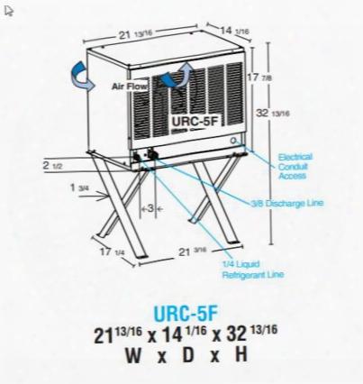 """Urc-5f 22"""" Remote"""
