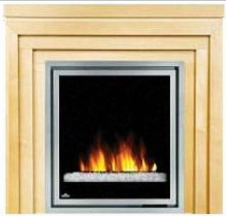 Efmm30gc Electric Fireplace With Metro Mantel 1 500 Watts 120 Volts 1 Phase And Crystaline Ember Bed Natural
