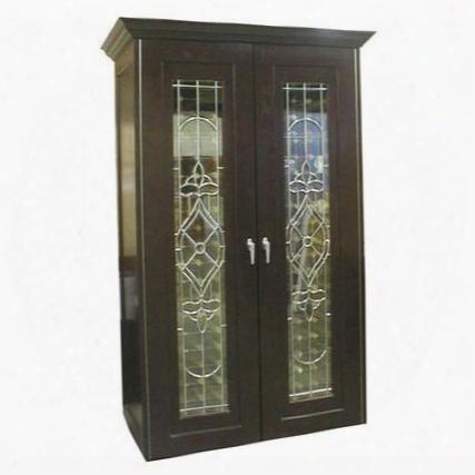Vino-700bon-cm Oak Wine Cooler Cabinet With 440-bottle Capacity Custom