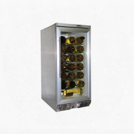 Vt-32s 32 Bottle Wine Cokler Stainless
