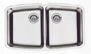 440110 Blanco Performa Medium Equal Double