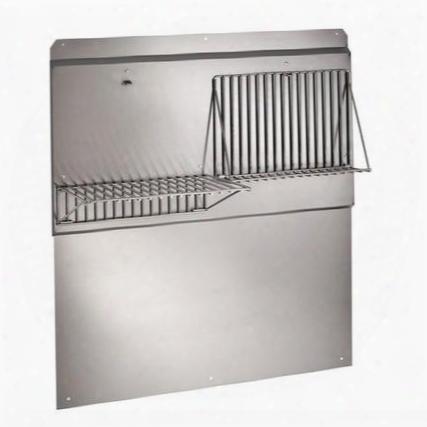 """Abwpd48sb 48"""" Backsplash For Wpd28i Serise Range Hoods: Stainless"""