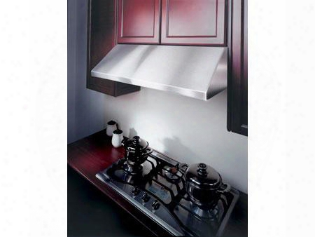 "Ch7942sq 42"" Pro-style Under Cabinet Range Hood With 1000 Cfm Internal Blo Wer: Stainless"