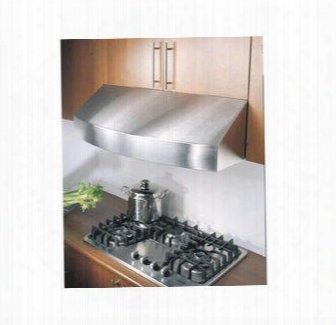 "Ch9736sqb 36"" Pro-style Under Cabinet Range Hood With 800 Cfm Interior Blower 4 Speed Electronic Buttons 30-second Delay Shutoff And Baffle Filters:"