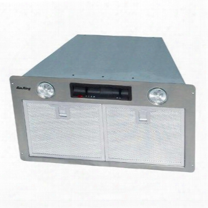 "Essev30 30"" Insert With 300 Cfm And 4.5 Sones Energy Star Compliant: Stainless"