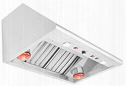 "Performance Psvh60hl 60"" Wall Mount Range Hood With 1200 Cfm Internal Blower 2 Halogen Lights Heat Lamps Baffled-type Filters And Infinite Speed Control In"