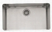 "KBX110-28 Kubus Series 28"" Undermount Single Bowl Sink in Stainless"