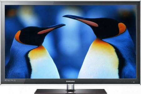 "Un-55c6300 55"" 1080p Energy Star Ultra Slim Led Hdtv With 120hz Clear Motion Technology And 4"