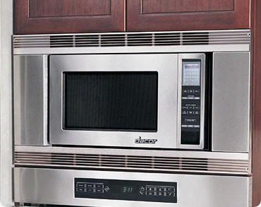 """Aoctk30s 30"""" Microwave Trim Kit In Stainleess Steel Designed For Use With The Discovery 24"""" Convection Microwave"""