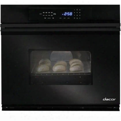 "Mors130b Classic 30"" Millennia Single Electric Wall Oven With 3.9 Cu. Ft. Convection Oven Self-cleaning 6 Cooking Modes Proofing And Electronic Touch"