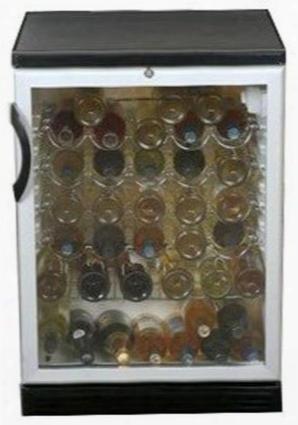 Swc6gblbi 51 Bottle 24' Wide Bulit-in Under-counter Glass Door Wine