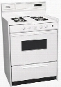 "SNM6307CKW 24"" Freestanding Gas Range with 4 Sealed Burners 2.9 Cu. Ft. Capacity Manual Clean Oven Window & Electronic Ignition in"