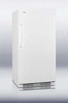 """R-17ff 34"""" Freestanding All Refrigerator With 16.5 Cu.ft. Capacity Adjustable Shelves Adjustable Thermostat And 100% Cfc Free In"""