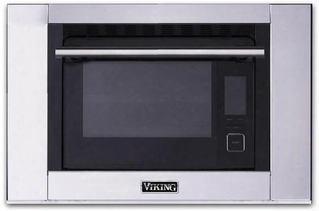 "Mvsoc530ss 30"" 5 Series Combi Steam Oven With Convection 1.1 Cu. Ft. Capacity Steam Cooking Smart Cook And Touch Navigation Display Control In Stainless"