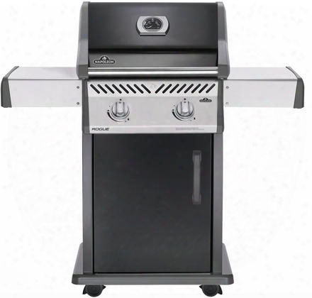 "R365pk 49"" Rogue 365 Series Liquid Propane Freestanding Grill With 2 Stainless Steel Burners 28 000 Btus Total Heat Output And 365 Sq. In. Cooking Surface"