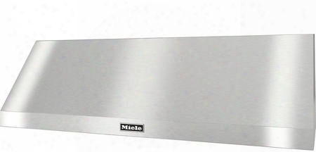 "Dar1260 60"" Wall Mounted Canopy Hood With Temperature Sensor Dishwasher-safe Stainless Steel Baffle Filters Led Lighting And Knob Controls In Stainless"