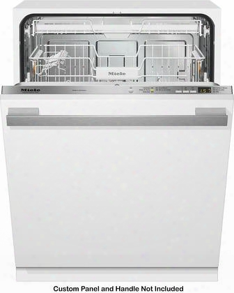 "G4971scvi 24"" Classic Plus Ada Series Dishwasher With Hidden Control Panel 5 Wash Programs Cutlery Tray 16 Place Settings And Ultra Quiet Acoustics In"