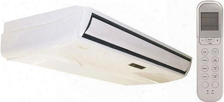 Kfuf048-h2g1 Indoor Mini Split Ceiling Nit With 48000 Cooling Btu Capacity 50000 Heating Btu Capacity 3200 Sq. Ft. Cooling Area 1350 Cfm 57 Dba Noise