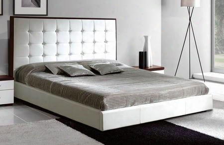 "Penelope Collection I11285 82"" King Size Bed With Storage Platform And Folding Wooden Slat Frame In"
