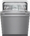"G4976SCViSF 24"" Energy Star Qualified Built-In Dishwasher with 16 Place Settings 5 Cycles Double Waterproof System and Delay Start in Clean Touch"