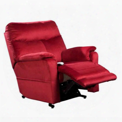 """Cloud Nm1750-ocr-a11 38"""" Power Recliner Lift Chair With 3-position Mechanism Chaise Pad And Sinuous Spring With Pocket Coil Seat In"""