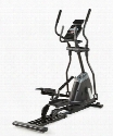 "PFEL03916 250i Elliptical with 17"" Stride Silent Magnetic Resistance 14 Preset Workouts and EKG Grip"