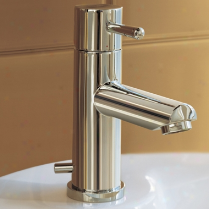 American Standard 2064.101.295 Serin Single Control Lavatory Faucet, Satin Nickel