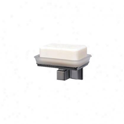 American Standard 2555.050.295 Town Square Soap Dish, Satin