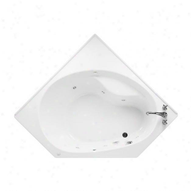 American Standard 2675.002.222 Colony 5' Bathtub, Linen