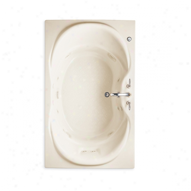 American Standard 2901.028wc.020 Savona Whirlpool, Hydro Massage With System Ii, White