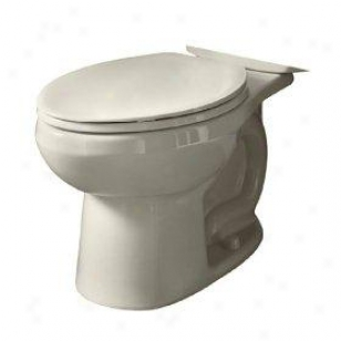 American Standard 3063.016.222 Elontated Toilet Bowl Less Abode With 2 Bolt Caps, Linen
