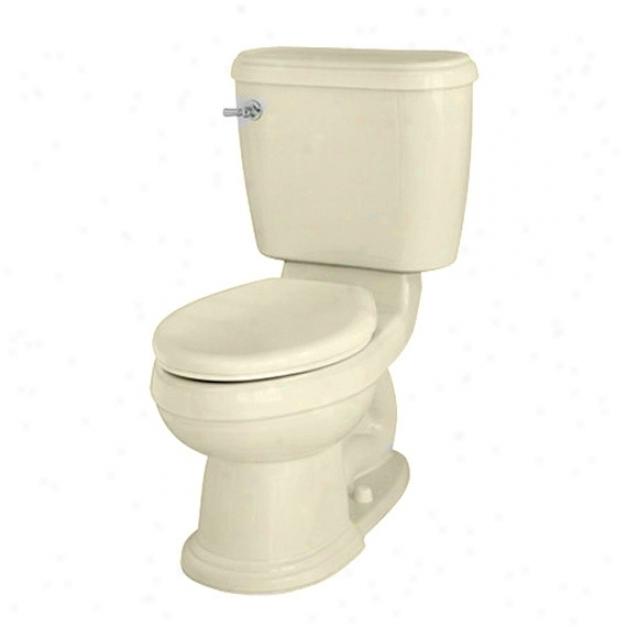 American Standard 4272.216.021 Doral Oakmont Champion Toilet Tank, Bone