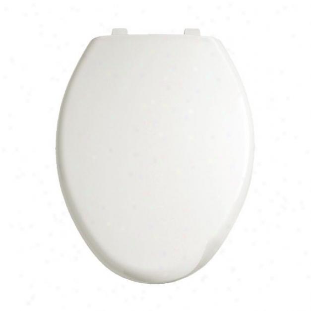 American Standard 5349.019.020 Savona Elongated Toilet Seat, White