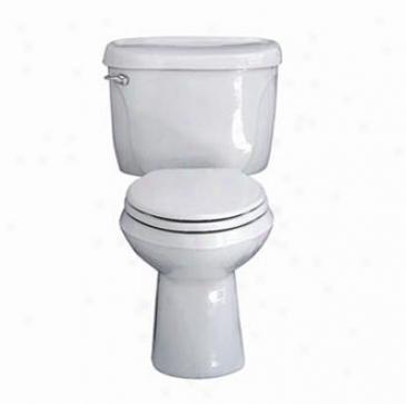 American Standard 735084-400.020 Yorkville Toilet Tank Cover, White
