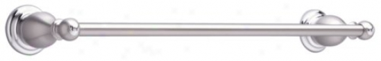 American Standard 8040.180.234 Prairie Field 18 Towel Bar, Satin Nickel And Polished Chrome