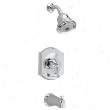 American Standard T415.501.224 Portsmouth Flowise Shower Trim Outfit Only, Oil Rubbed Bronze